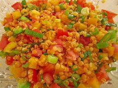 Roter Linsen - Salat (Rezept mit Bild) von heartandsoul | Chefkoch.de