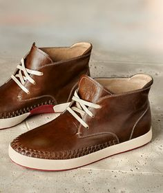 Upgrade your footwear with cool boots, slip-ons, loafers & chukkas. Modern, classic & always comfortable, our unique collection of ingenious designs & eye-catching details feature premium leather & eco-friendly materials. Men's Casual Wardrobe, Woodland Shoes, Cool Boots, Timberland Boots, Men's Shoes, Men Casual, Footwear, Loafers, Slip On