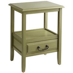 Anywhere End Table - Moss Green  $150 SALE Pier 1