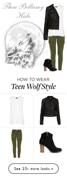 """Teen wolf 
