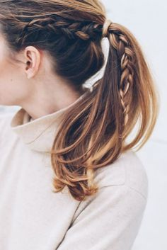 How To Style Your Hair For Work