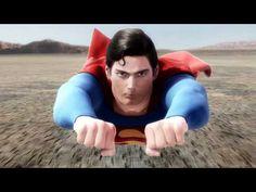 Great little Superman/Hulk fan film