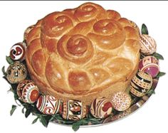PASKA, Easter bread, Ukraine, from Iryna