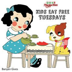 Bring in the little ones for a treat today. Kids Eat Free every Tuesday from to Valid at only. Dog Paw Pads, Dog Paws, Dog Clip Art, Gifs, Dogs And Kids, Girl And Dog, Free Dogs, Cartoon Dog, Crazy Dog