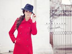 Sentaler Red Coat Fall 2012
