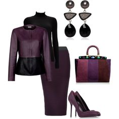 """Executive style"" by bsimon623 on Polyvore"