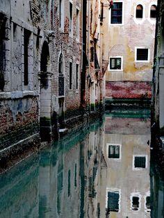 Venice Reflections by ~VisualPurple