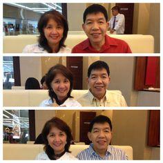 Celebrating 60th birthday with my sister at Sambokojin Japanese & Korean resto.