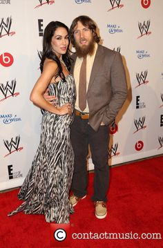 Picture - Hope, Brie Bella and Daniel Bryan at Beverly Hills Hotel ...