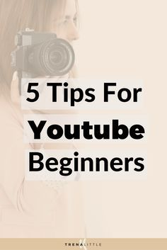 Ready to create a Youtube channel for your business?  Make sure you create a successful Youtube channel with my top Youtube beginner tips!