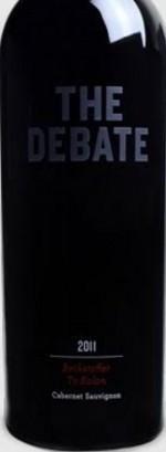2011 The Debate Cabernet Sauvignon Beckstoffer Missouri Hopper Vineyard