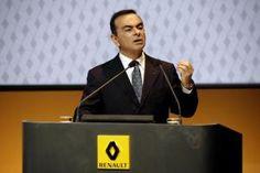 Carlos Ghosn, presidente de Renault-Nissan.