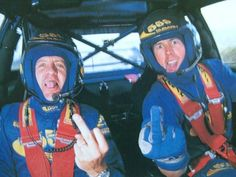 PHOTO DUMP: 35 Pics of Colin McRae Being Totally Awesome – The Subaru 555 Years | Hoonigan