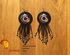 Zulu bead work handcrafted by Zulu women South Africa by ZULUArtwork Zulu Women, South Africa, Crochet Earrings, Drop Earrings, Beads, Creative, Artwork, Handmade, Crafts