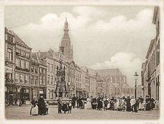 Breda, Fontein op de Grote Markt.