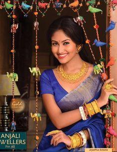 Bengali Bride, Bengali Wedding, Bridal Hairstyle Indian Wedding, Indian Bridal, Beautiful Saree, Beautiful Indian Actress, Wholesale Gold Jewelry, Gold Jewellery Design, Antique Jewellery