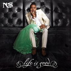 New Album cover for the Upcoming Nas Album