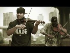 "Black Violin - ""A Flat"" (Music Video) (2012) - YouTube The hip hop love children of Stéphane Grappelli..."
