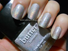 Butter London Dodgy Barnett  #ButterLondon #NailPolish