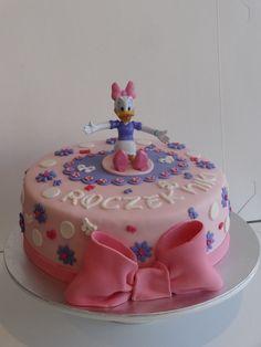 Katrien Duck op de taart!