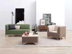 All about SoftBox by PROFIM on Architonic. Find pictures & detailed information about retailers, contact ways & request options for SoftBox. Futons, Soft Flooring, Flooring Options, Design Tisch, Reception Seating, Three Seater Sofa, Soft Seating, Chair Design
