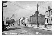 pt6214 - Askern , Station Road , Yorkshire - photo 6x4