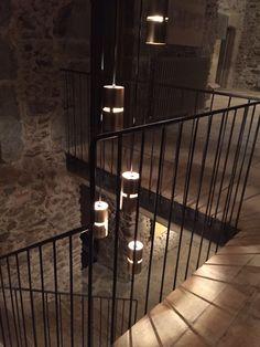 Fambuena Luz Oculta Metal Pendant Light Lao, Suspension Metal, Track Lighting, Bronze, Ceiling Lights, Pendant, Collection, Home Decor, Spanish Design