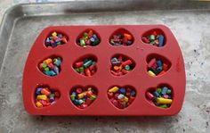 heart crayons for the kids valentine gifts