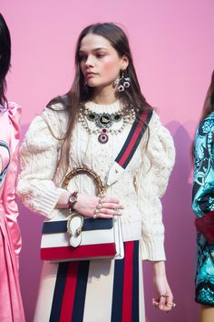 Gucci at Milan Fashion Week Fall 2016 - Livingly