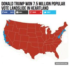 """The only appropriate way to describe this map, gracing an article at Breitbart.com, is """"hilariously idiotic."""""""
