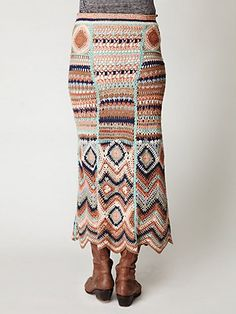 Jezebelle Maxi Skirt - we all know the coat, here's the skirt