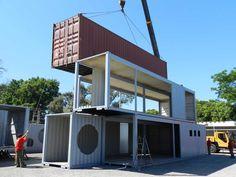 Quo Container Center, en Escobar, Buenos Aires - ARQA