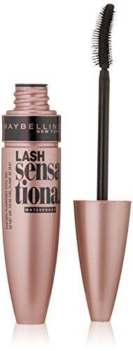 11/5 - Maybelline New York Lash Sensational Mascara, Waterproof Very Black