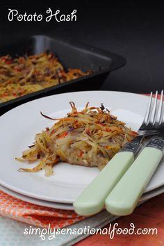 simply.food: Potato Hash~ Secret recipe challenge 16th March 2015