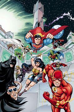Justice League - Howard Porter