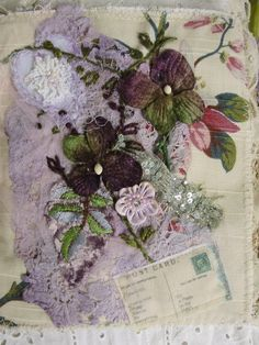 Fabric book Petit Trianon by Lilla Another Glorious Page