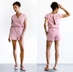 Schnittmuster Jumpsuit › Fashionmakery