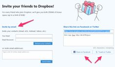 Dropbox's referral program was one of the most successful marketing tactics EVER executed. Let's walk through 7 elements that made it so devastatingly good.