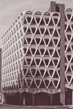 Lesser known buildings: Welbeck Street Car Park, 2013