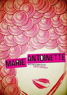 Marie Antoinette Movie Poster by Visuals By Linda, via Flickr