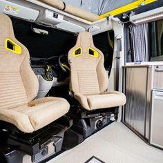 "Traditional ""Lux"" Conversions - New Wave Custom Conversions Vw T5 Interior, Campervan Interior, General Motors, Land Rover Defender, Trailers, Vw Camper Conversions, Ford, Camper Van, Motorhome"
