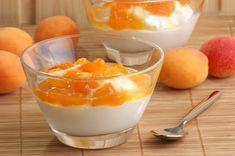 Coupe de fromage blanc à l'abricot et au miel : http://www.fourchette-et-bikini.fr/recettes/recettes-minceur/coupe-de-fromage-blanc-a-labricot-et-au-miel.html
