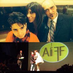Il nostro #ITAitipicianormali red carpet del Ariano International Film Festival FOLLOW us #comingsoon http://youtu.be/ZtSP9iuCEBA #webserie  #scadirector_federicoangi  #itaitipicianormali  🎬😂😜