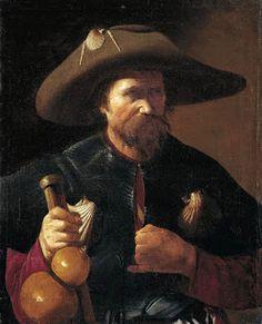 Жорж де Латур (Georges de La Tour), 1593-1652. Франция