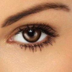 Best Natural Eye Makeup Tutorial For Brown Eyes