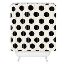 Allyson Johnson Classiest Cream Shower Curtain   DENY Designs Home Accessories