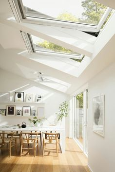 These Skylights 😍. Luxury DecorMinimal Home DesignMinimal ...
