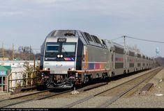 Commuter Train, Railroad Pictures, Jazz Age, Long Distance, New Jersey, Dark Side, Transportation, Star Wars, Journey