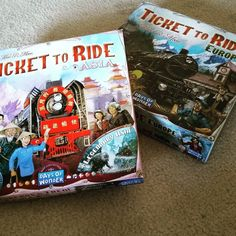 Hmm. New question. Should I play #tickettorideeurope or #tickettorideasia? 3 people in this group atm. #tabletop #boardgames #bgg #indietabletop Follow us at http://ift.tt/1DW0xF2 #indietabletop #boardgames #tabletop #games
