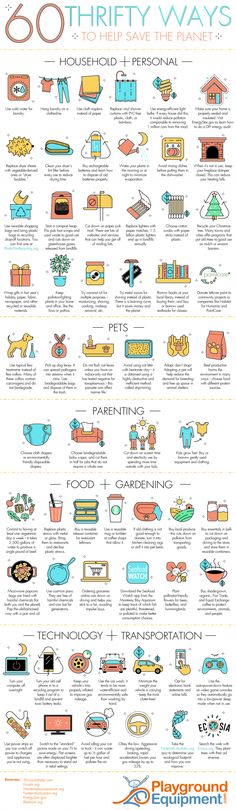 60 Thrifty Ways to H